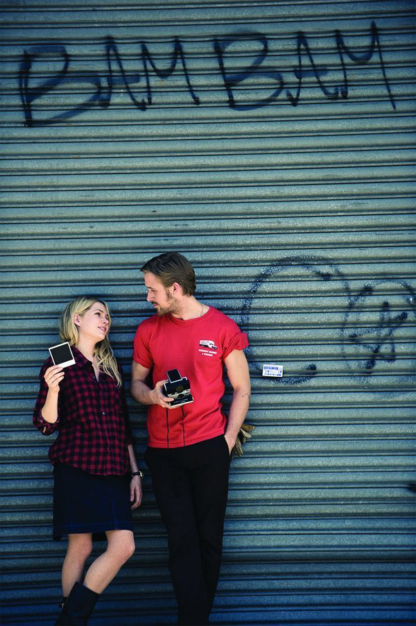 Hollywood Hot Photoshoot Blue Valentine 2010 Hollywood