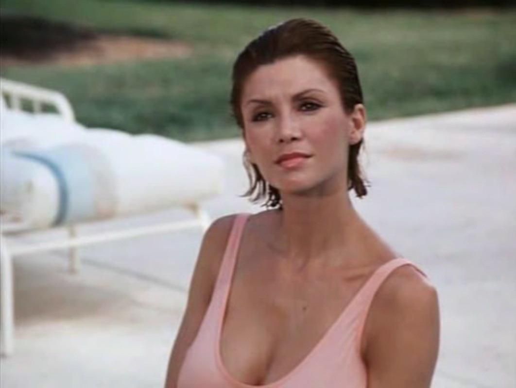 Victoria Principal: Victoria Principal as Pamela Barnes Ewing in Dallas episode 163: Battle ...