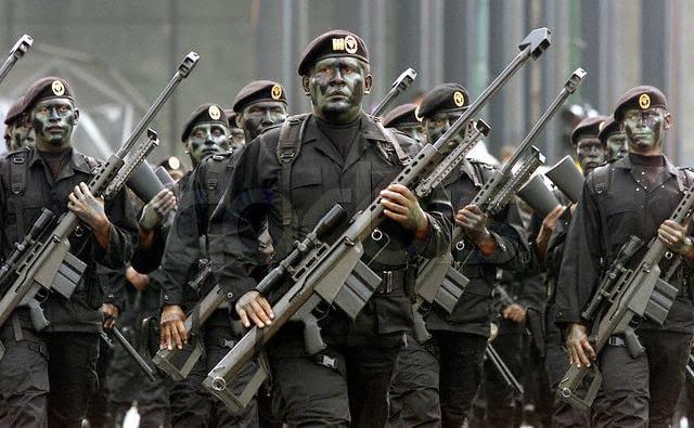 Los Zetas vs Ms 13 from lastcombat.com