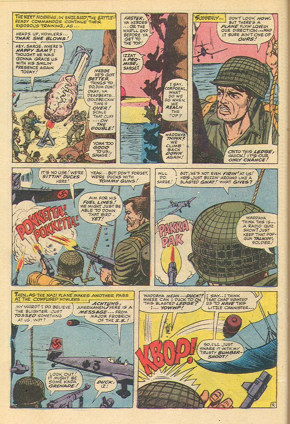 Read online Sgt. Fury comic -  Issue #92 - 34