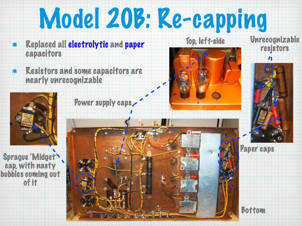 Mr  Vacuum Tube: Repair and restore your own antique radio