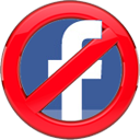 Facebook Disconnect Logo (128 x 128)