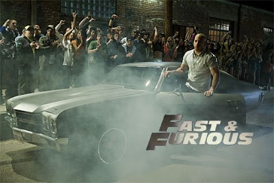 Fast and Furious 4 Superbowl