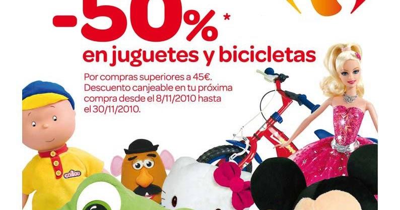 Y El Del Carrefour Blog Descuento En Juguetes Marketing50De odxBerC