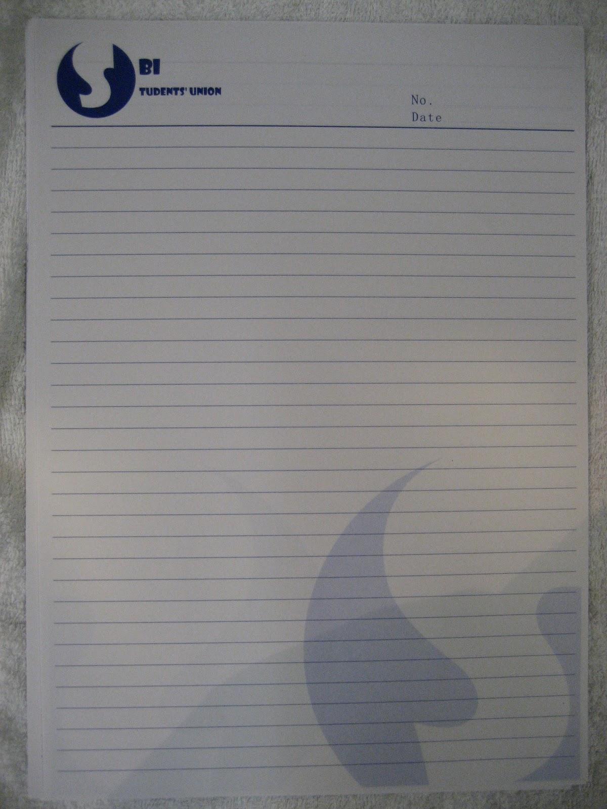 創興(香港) - 一站式營銷服務: 單行紙印刷