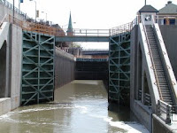 Erie Canal Lock