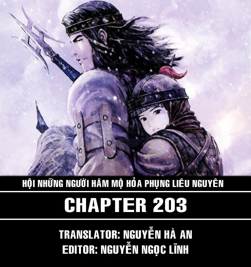 Hỏa Phụng Liêu Nguyên tập 203 - 1