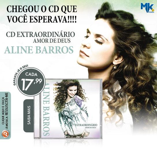 cd extraordinario amor de deus aline barros shared