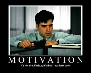 Image result for it's a problem of motivation office space