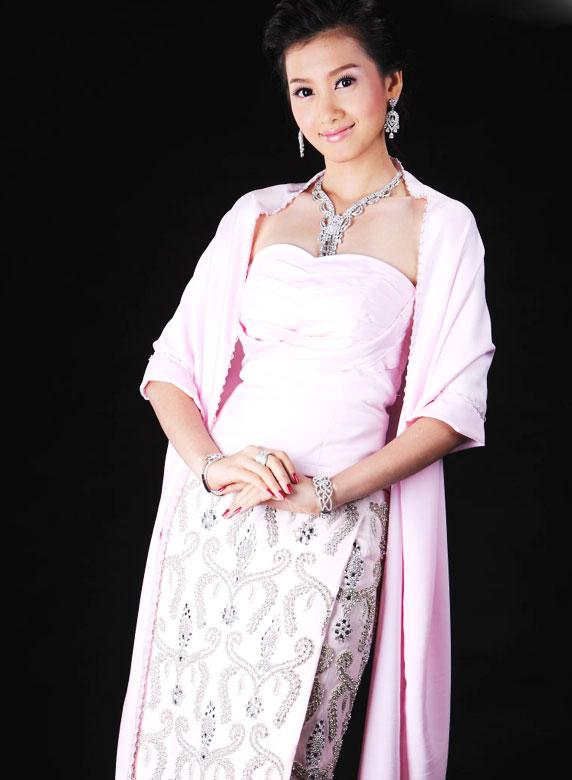 Fashion Myanmar Model Girl Photo Myanmar Model Myanmar -2629