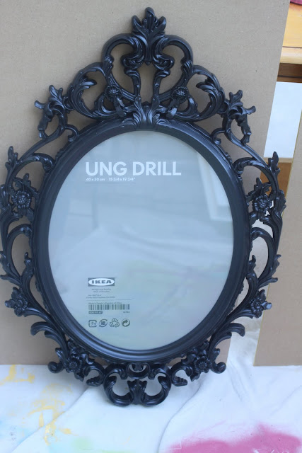 Ung Drill Accidental Chalkboard. | Joy's Hope