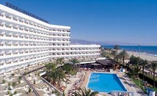 Hoteles en Almería, Hotel Hesperia Sabinal