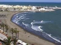Las playas de Benalmádena