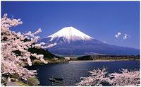 Escalando el monte Fuji en Japón