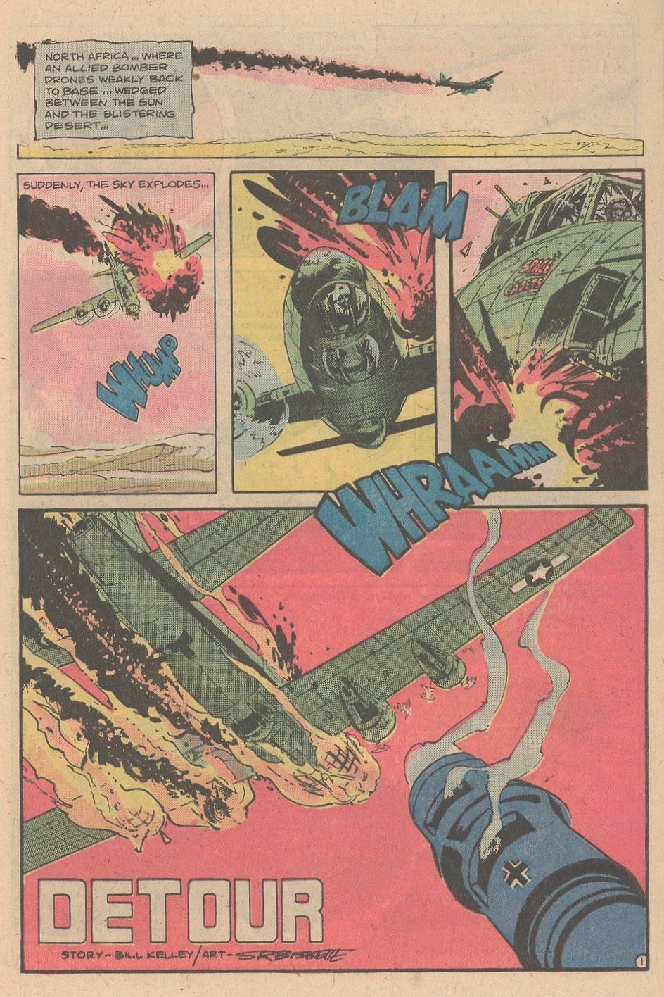 Read online Sgt. Rock comic -  Issue #346 - 23