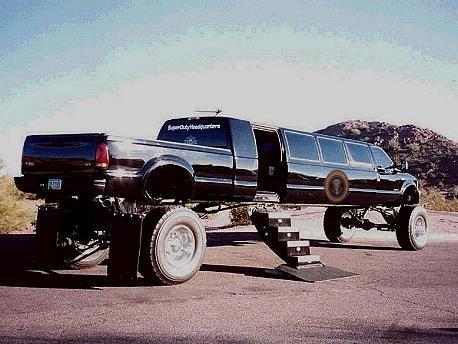 Las limusinas mas lujosas-http://2.bp.blogspot.com/_uYbsC8EOq5k/TC3ecEIhYNI/AAAAAAAAAdU/sJ7uOM8Kxz4/s1600/Presidential+Limousine.jpg