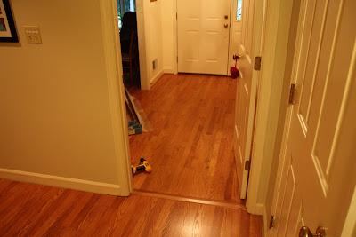 Adventures Of Scjack Laminate Hardwood Flooring Project