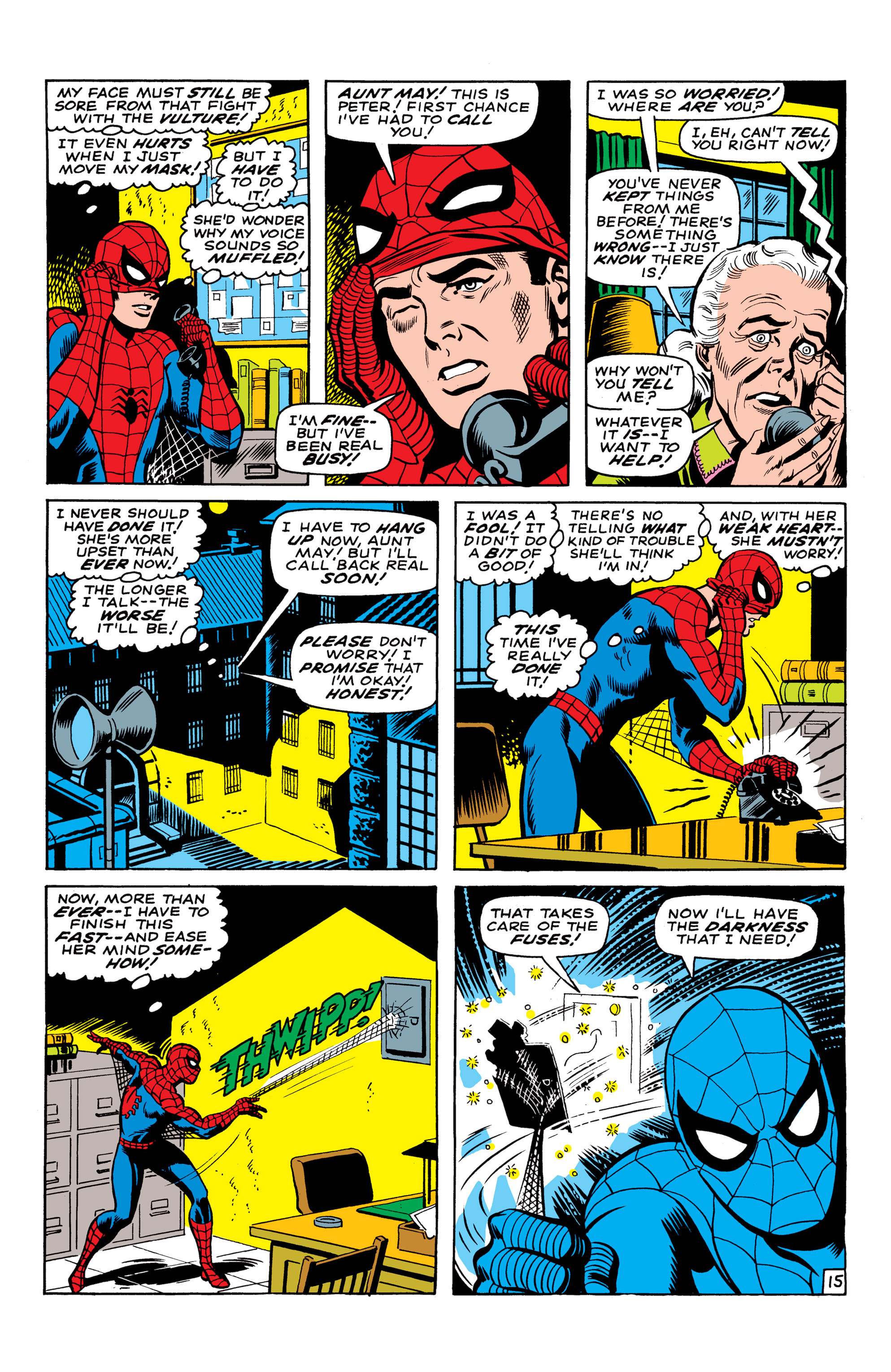 The Amazing Spider-Man (1963) 65 Page 15