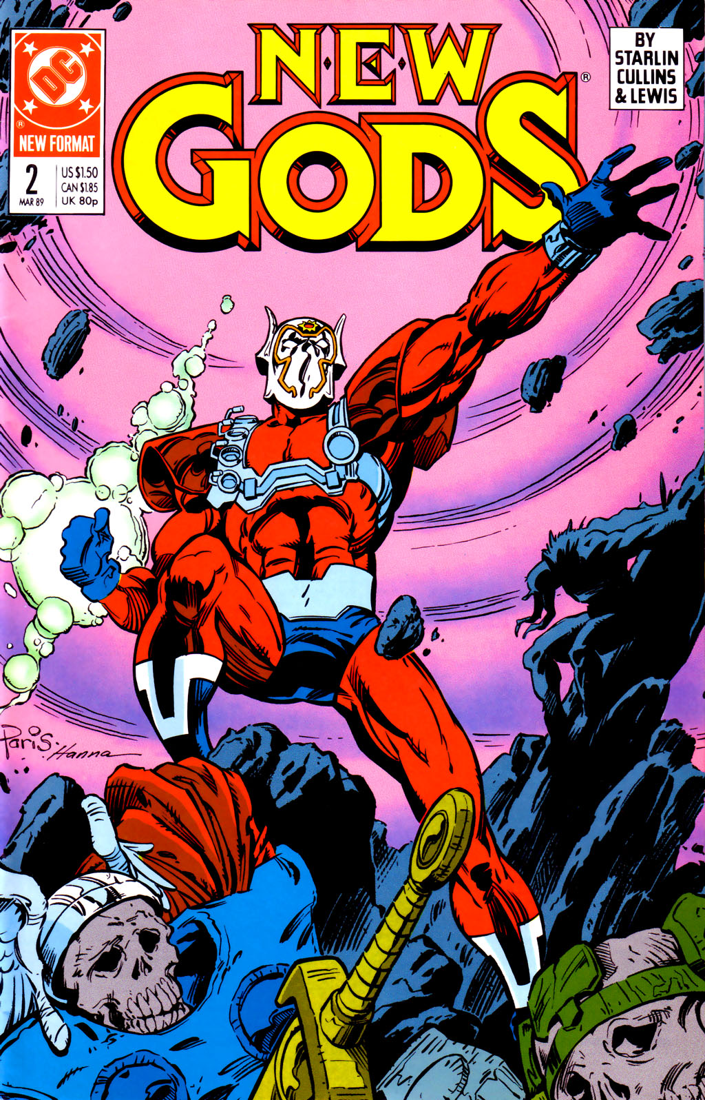 The New Gods (1989) 2 Page 1