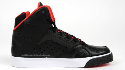 0e4bd9179296 This first colorway of Black and Infared will be released this Holiday 2009  season at select Nike retailers. I know i d get em as a present.