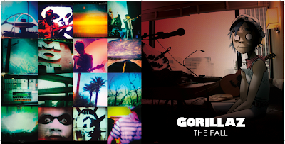 """We On Some Hip Hop: The Gorillaz """"The Fall"""""""
