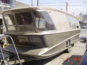 The Trailer Is Very Rare And Now For Sale On Craigslist Of All Places Here Info Off