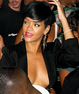 Rihanna buena chica gona mala