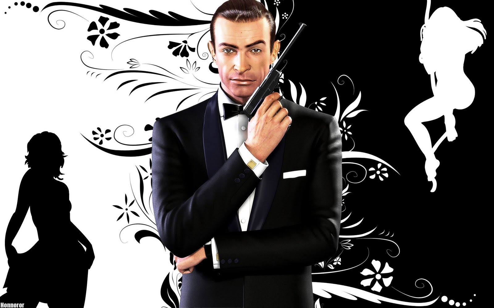 Honnoror Wallpapers: 007 James Bond