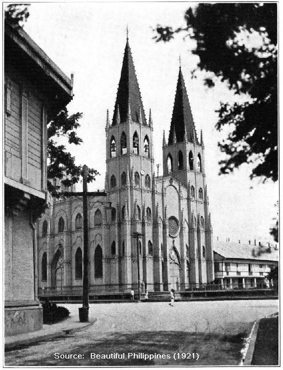 Naquem Visita Iglesia In May San Sebastian Church