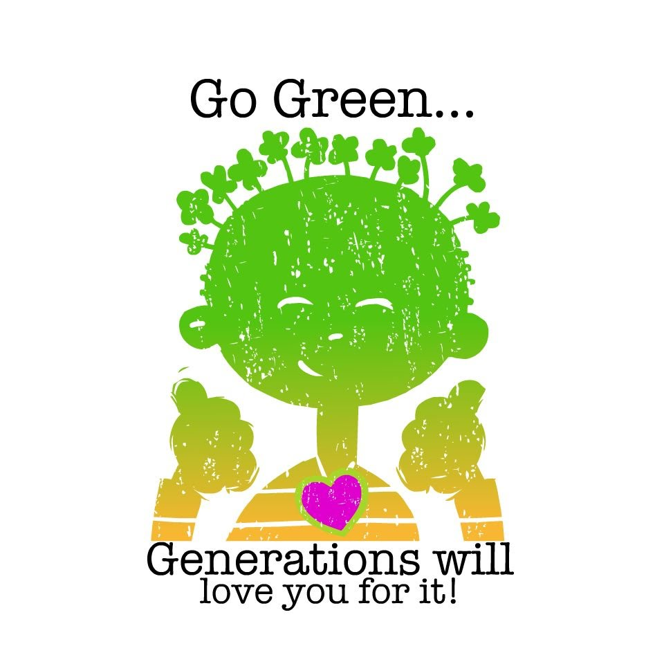Go For It Quotes: Go Green Quotes. QuotesGram
