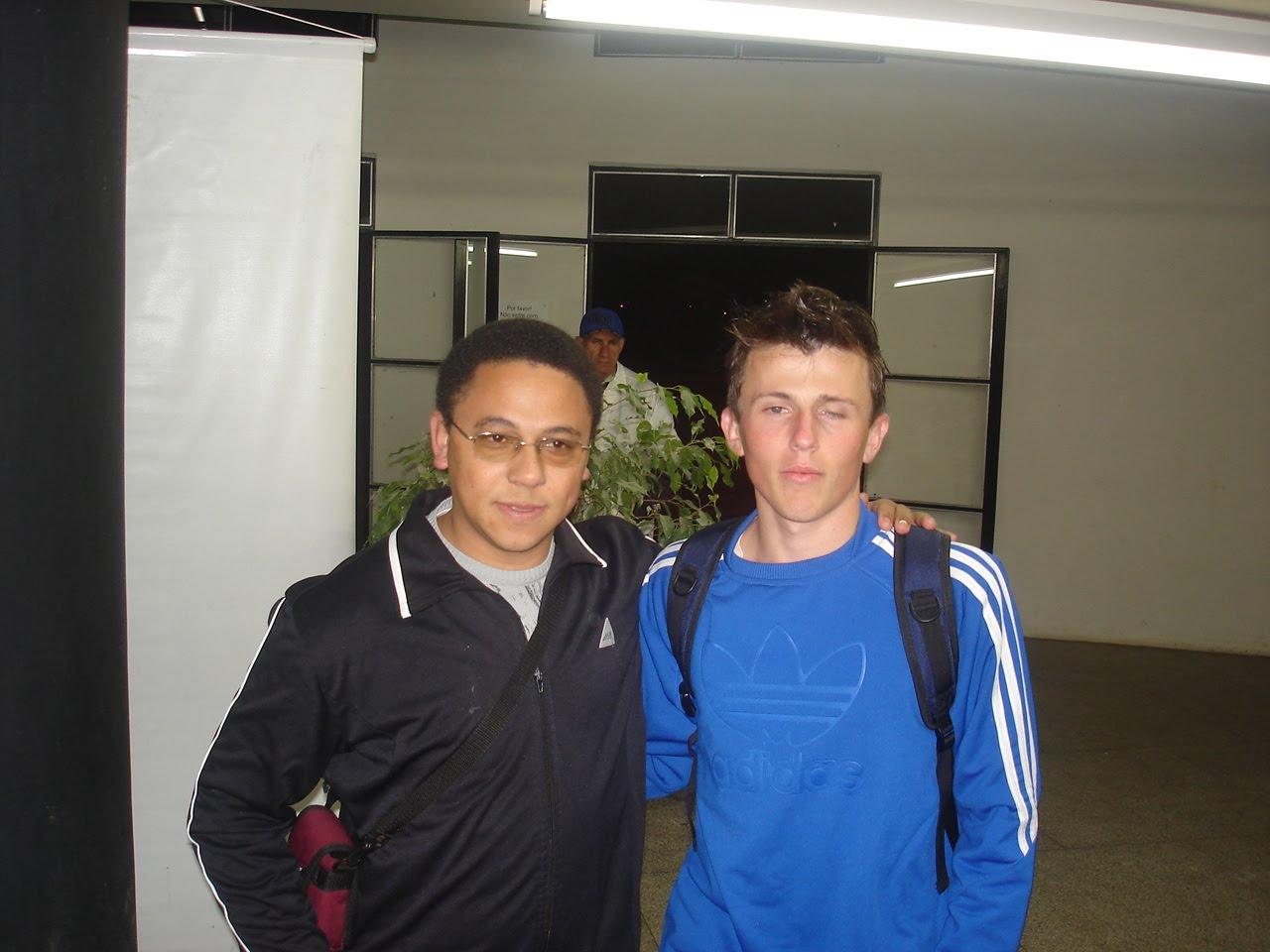 Ricardinho é considerado o melhor jogador de futebol para cegos do mundo.  Aos 8 anos ee24a5cb3bc1a