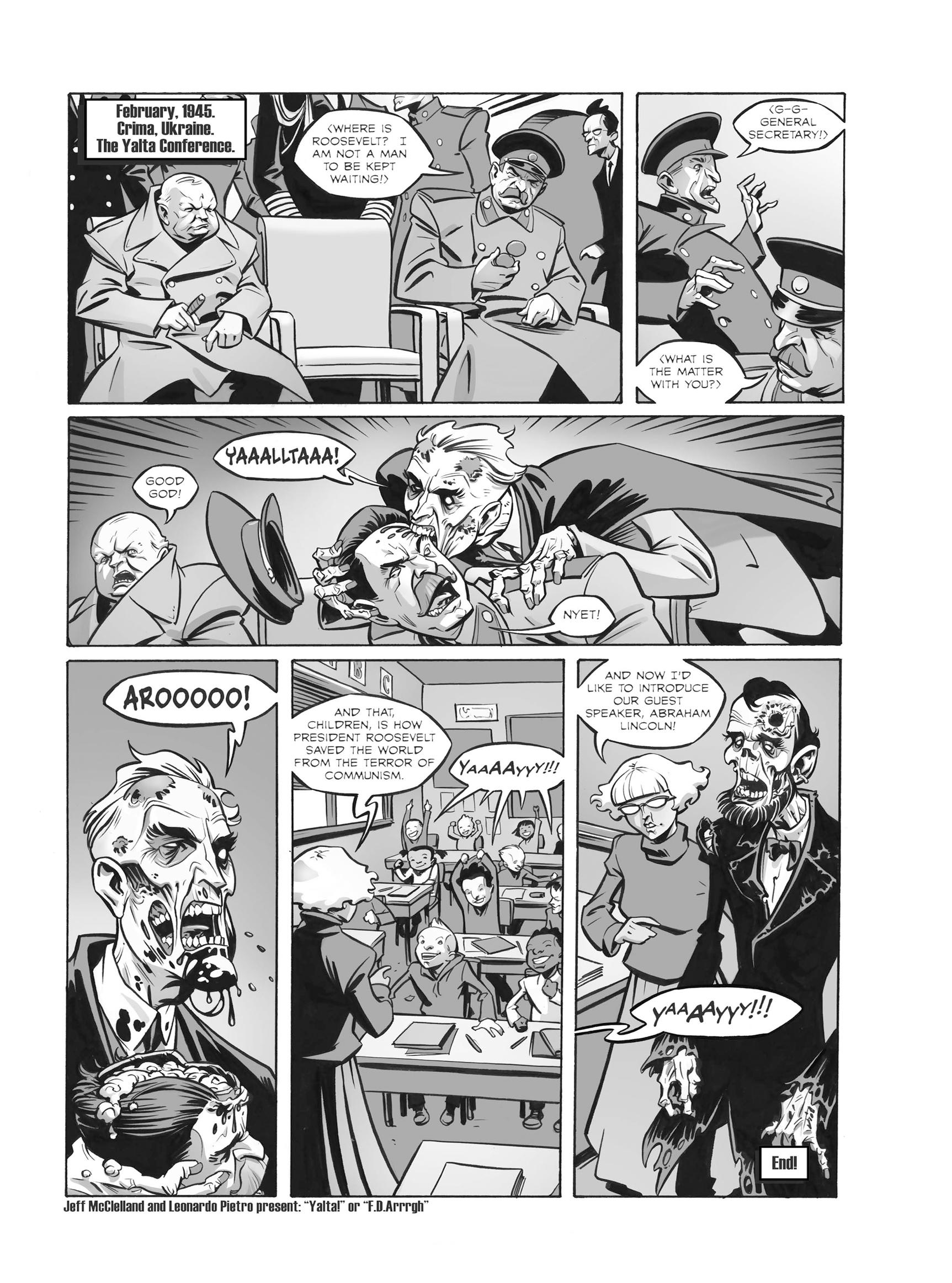 Read online FUBAR comic -  Issue #1 - 185