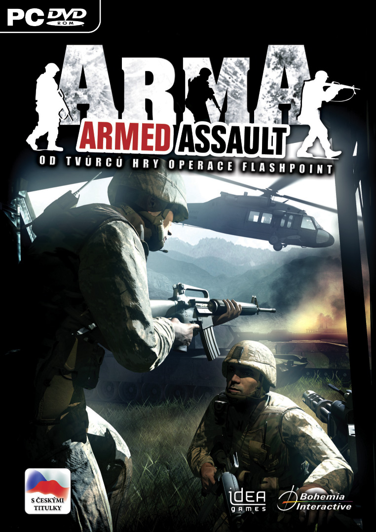 ARMA: Cold War Assault: PC