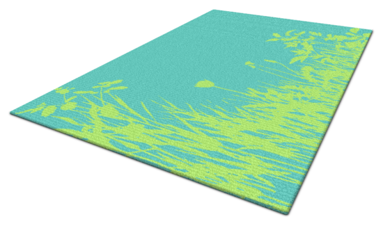Trendoffice: Customization trend: Create your Own Rug