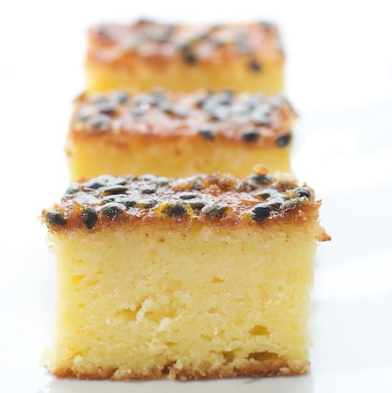 Lemon Almond Meal Syrup Cake