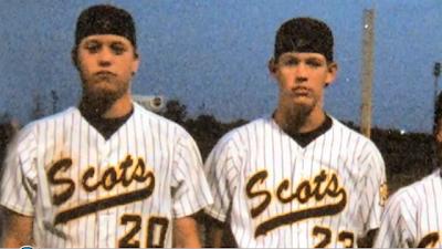Clayton Kershaw And Matthew Stafford On Their High School Baseball Team Pics
