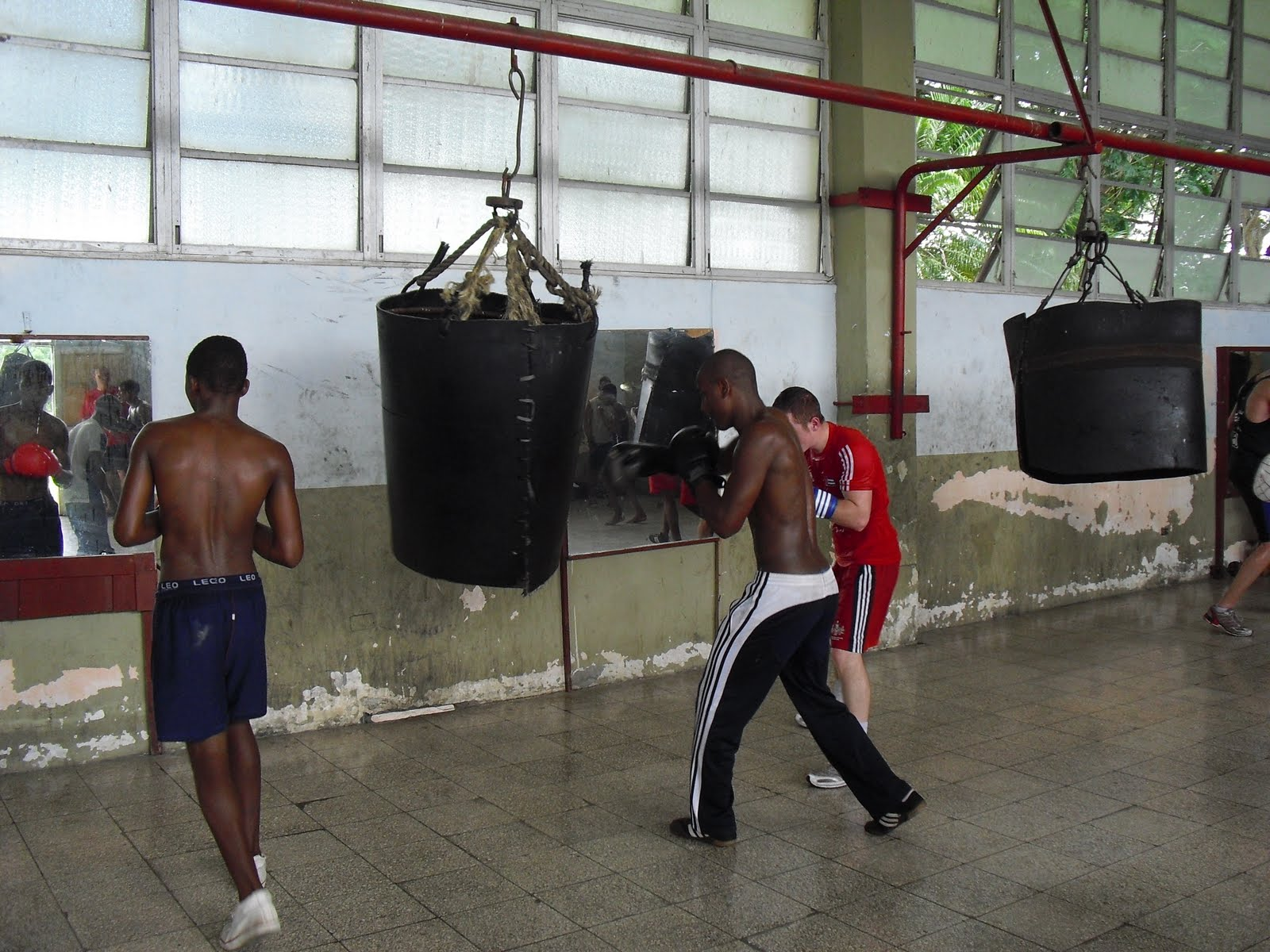 Boxing Camp