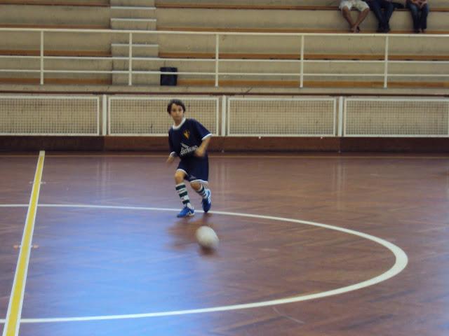 Tipos de passe no Futsal