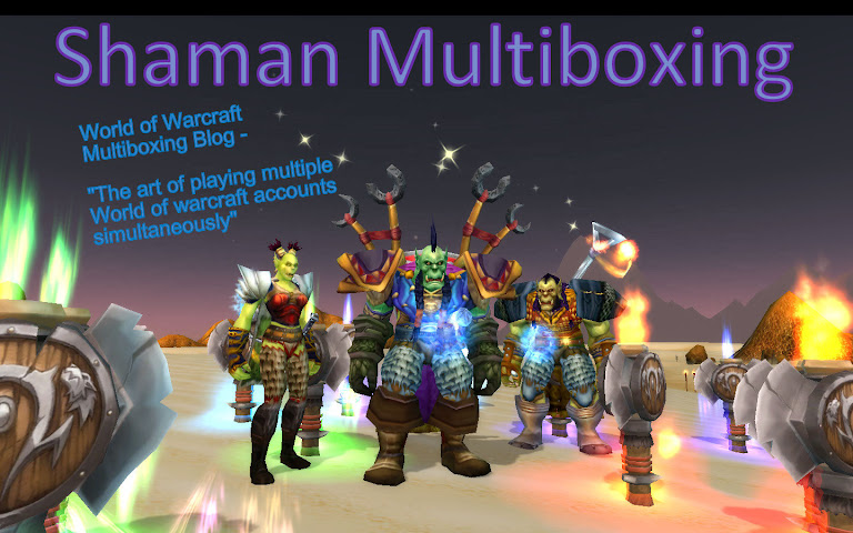 Wow Multiboxing Software