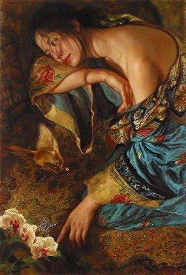 Il mondo di Mary Antony George Tsui  Artista Art Brokerage