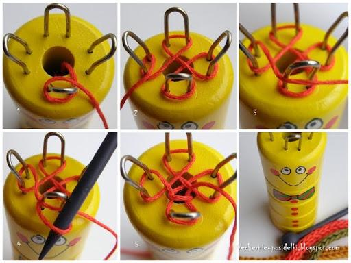 Шнуры-моя слабость.  5 способов плетения шнуров.