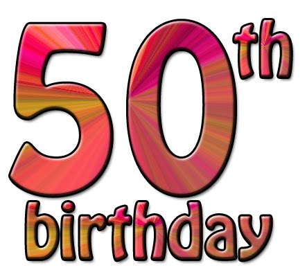 50th Birthday Clip Art 072110» Vector Clip Art - Free Clip ... (443 x 390 Pixel)