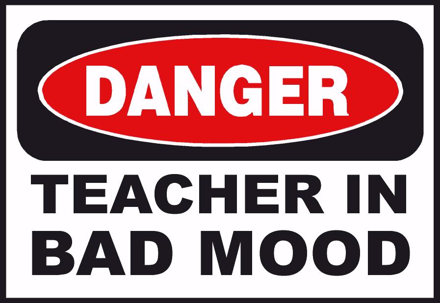 funny teacher clipart - photo #45