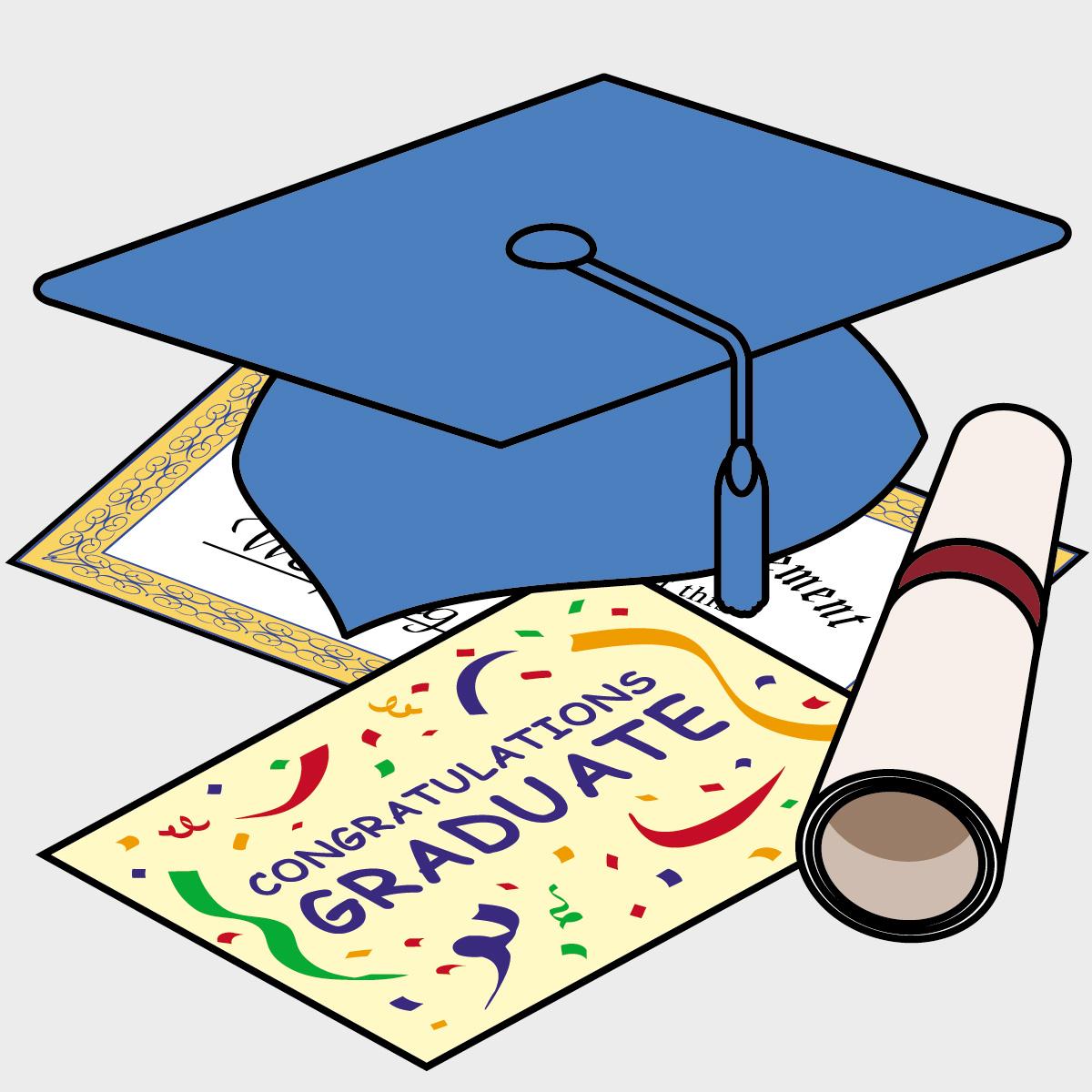 Free Graduation Clip Art 081410 187 Vector Clip Art Free