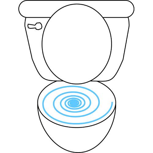 free clipart toilet bowl - photo #3
