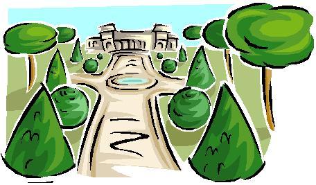 Landscape Design Clipart 112510» Vector Clip Art - Free ...