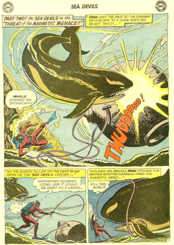 Read online Sea Devils comic -  Issue #12 - 11