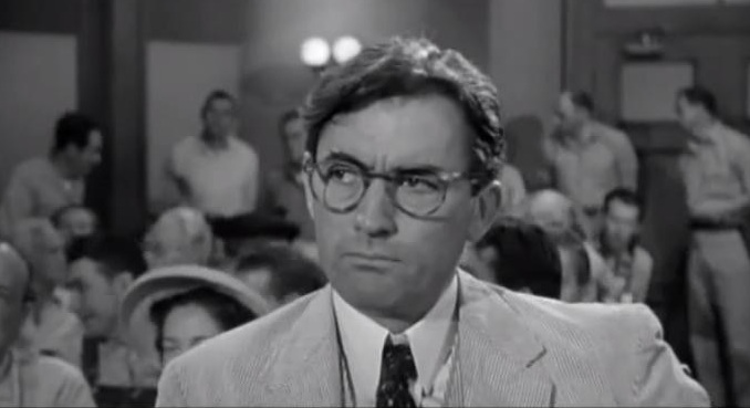 Image result for greg peck in to kill a mockingbird