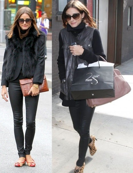 The Fashion Fairy Olivia Palermo In J Brand