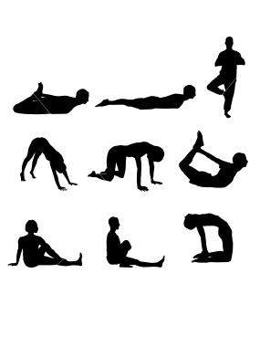 yogapourtous: Des précisions pour les postures de base
